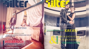 FACE EN VOGUE - filter Magazin Cover